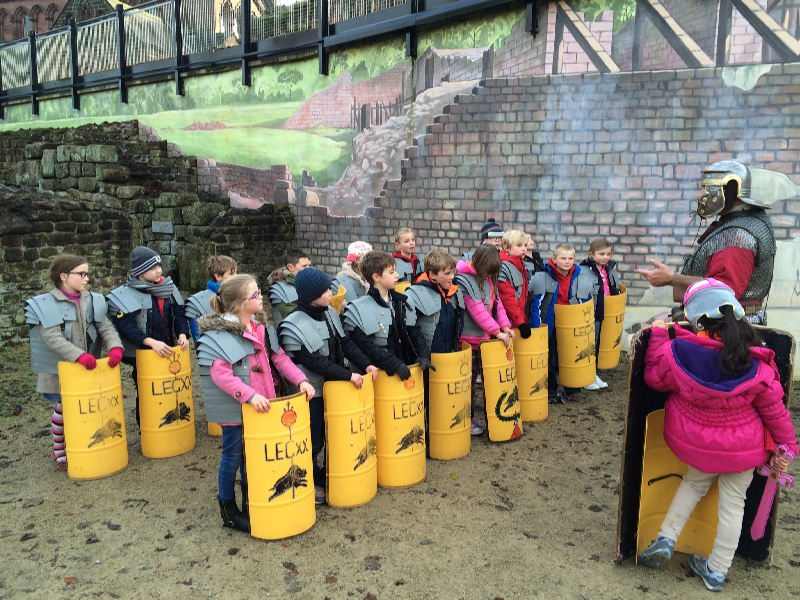 Form 3 Trip to Chester 3