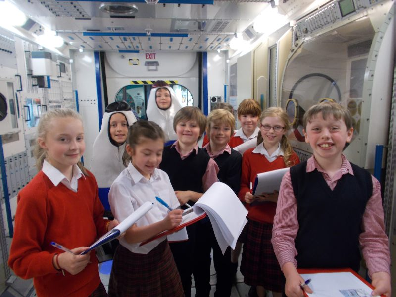 Form 5 Space Centre Trip