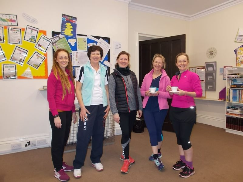 Mums and Daughters Netball Tournament 002