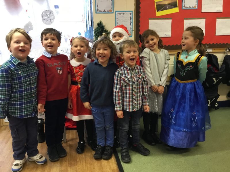 Reception Christmas Party 2017