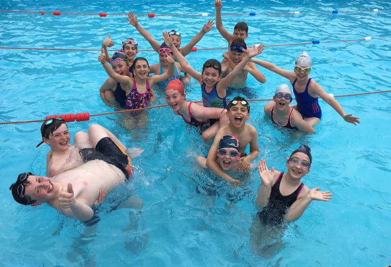 Swimming Gala 8 May 2018
