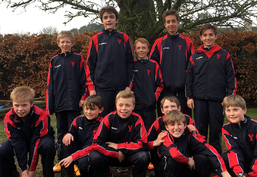 cross country march 2015