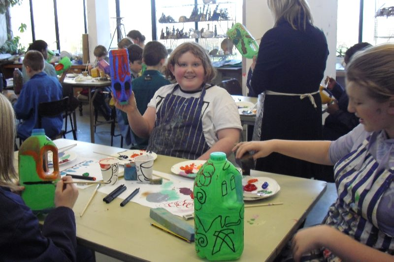 Moreton Hall Art Workshop