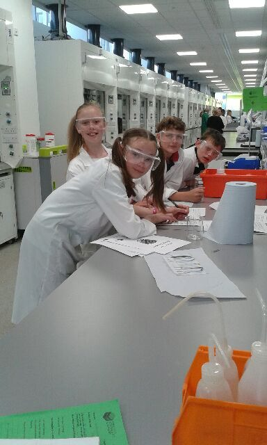 Salters Chemistry Challenge at Nottingham Uni