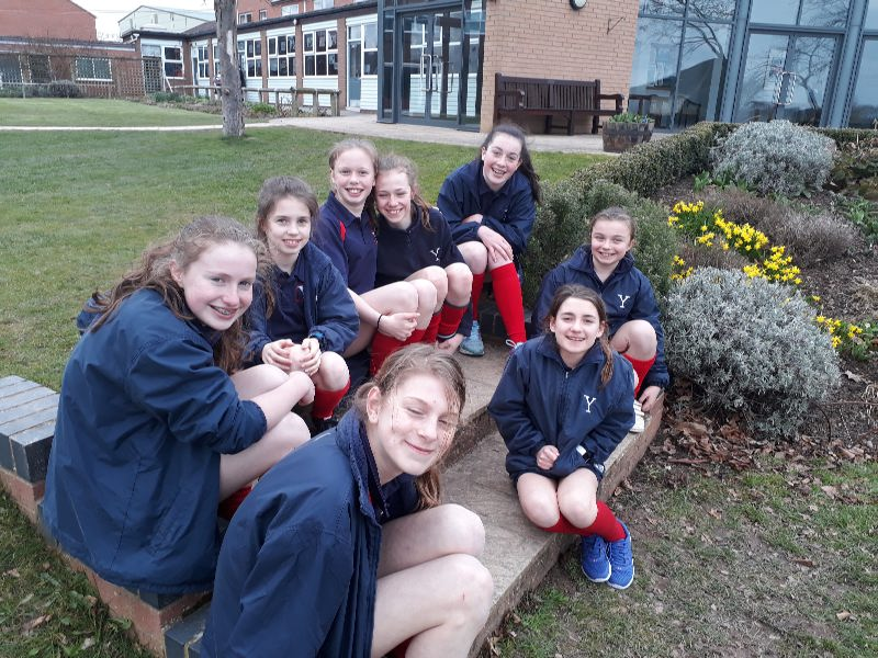 U13 Girls Games 21 March 2018 1