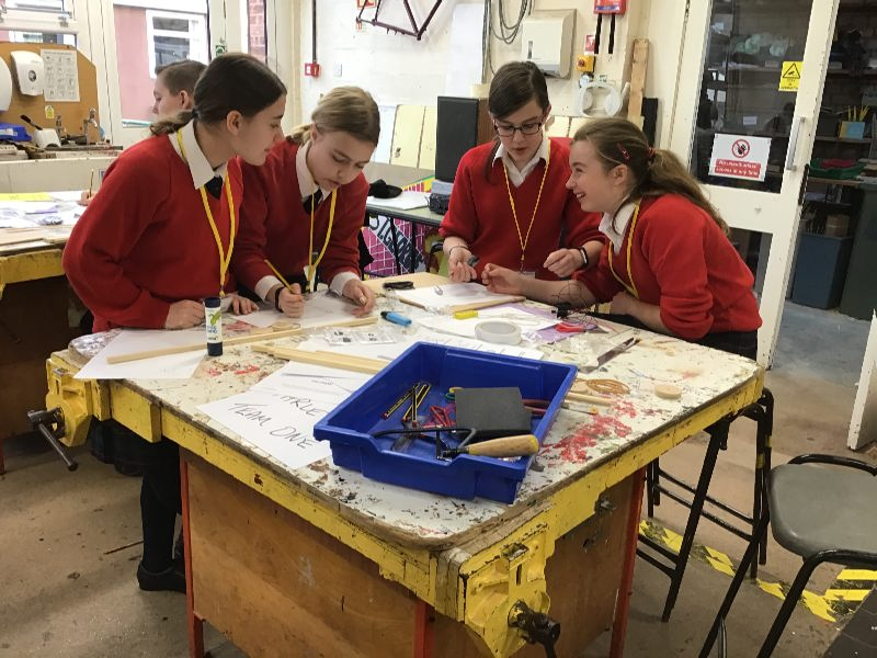 Walton Priory Science Challenge 3